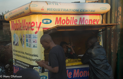 MTN Mobile Money in Uganda