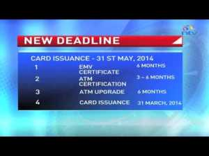 On Nationa TV EMV shift mandate by KBA deadline by pesa_africa